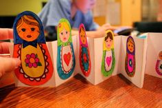 to Multiply & Replenish the Earth - Russian Nesting Dolls (beinglds.blogspot.com) 5-Minute Lessons on The Family Proclamation