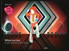 Wii Workouts - Just Dance 2 - I Want You Back