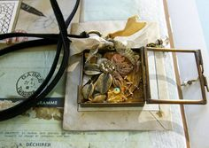 Memory keeper locket