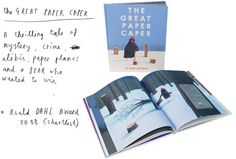Oliver Jeffers - The Great Paper Caper