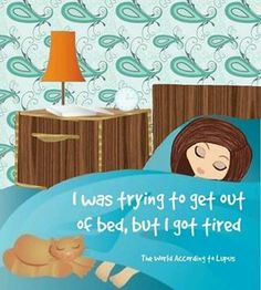 Chronic fatigue - you think you know, but you have no idea.