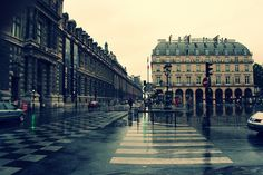 Paris, rue rivoli  Trotamundos