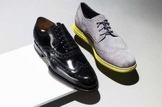 The Cole Haan Wingtip Lunargraad are the Most Comfy Dress Shoes #mensfashion #topfashiontrends