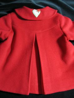 child's cashmere coat
