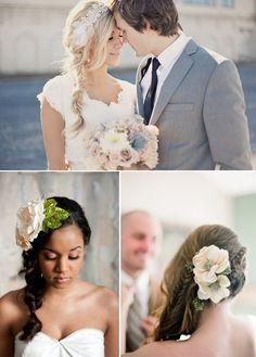 braided wedding hair styles