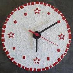 Relógio em Mosaicos