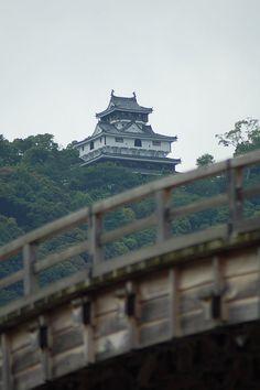 Kintai Castle- Iwakuni, Japan