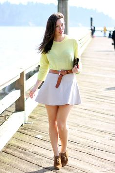 Light Yellow Sweater - Joe Fresh