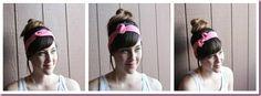 DIY wire headbands