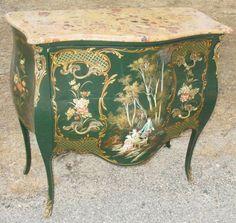 a_la_rus - Мебель с росписью.Комоды.18-20 век.