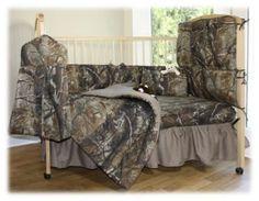 Realtree AP™ Camo Crib Bedding Sets | Bass Pro Shops