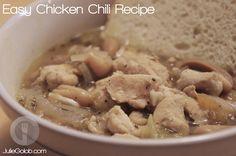 chicken chili, chili recipes