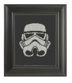 strom tropper cross stitch pattern