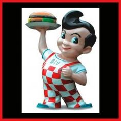 Bob's Big Boy Restauants was the place to go anytime. It was a legendary drive through diner, with real car-hops and window trays. The first Bob's...