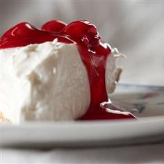 """No Bake Cheesecake II 
