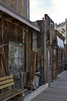 Ghost town, Colorado