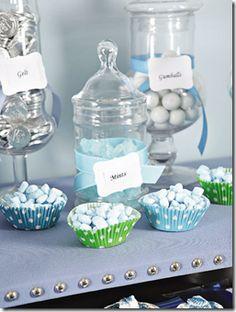 Hannukah Candy Bar #hannukah #holidays #candy #ideas #beyerford #morristown #newjersey #nj
