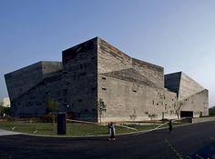 Chinese architecture - Ningbo History museum