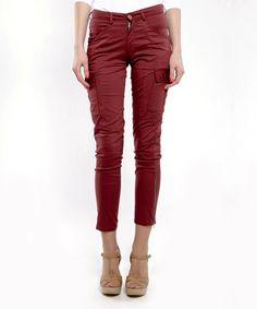 Vino Military Skinny Cargo Pants