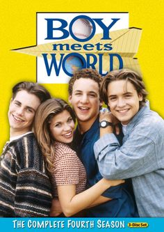Boy Meets World (1993–2000) Adolescent Cory Matthews grows up, and faces problems with friends, family, and school.