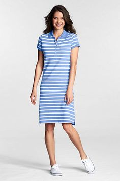 Love this dress from Land's End!