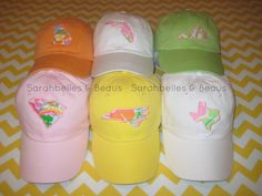 ⚓Lilly Pulitzer State hats