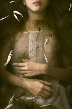Ophelia, my version by Romina Ressia. ☚