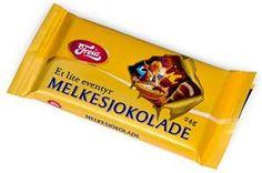 Freia milk chocolate.
