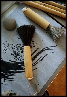Handmade Paint Brush