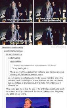 Meanwhile at Hogwarts...