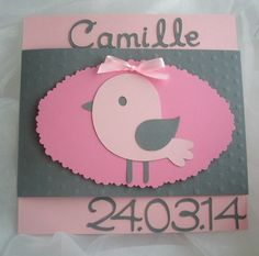 Faire part naissance on pinterest birth announcements - Decoration enveloppe faire part naissance ...