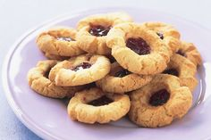 These quick and easy coconut biscuits are just perfect with a nice cup of tea.