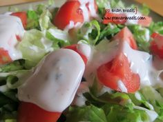 buttermilk-ranch-dressing salad dress, buttermilk ranch, ranch dressing