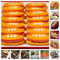 So cute: Kid-friendly Football Recipes
