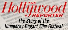 Humphrey Bogart Film Fest- My last name is Bogart.  I should get to be an honored guest, right? (And Lauren Bacall is going to be there. I want to go soooo bad!)