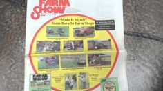 Farm Show Magazine Does A Great Article On the Rain Gutter Grow System! ... farm, magazin