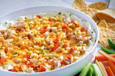 Southwestern Creamy Jalapeño-Chicken Dip Recipe - Kraft Recipes