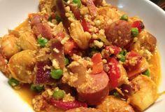 Fast Paleo » Cauliflower Rice Paella - Paleo Recipe Sharing Site