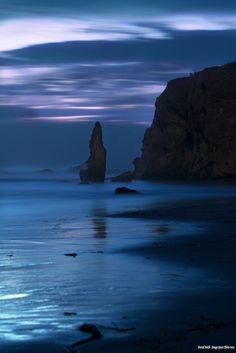 Bandon Twilight, Oregon