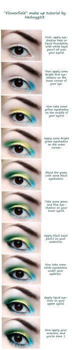 Tutoriais - Maquiagem Olhos