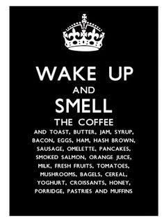 Always Mostly COFFEE!!