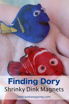 Finding Dory Shrinky