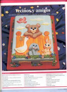 λευκώματα iστού, de tarta, de torta, torta 2005, taarten decorati