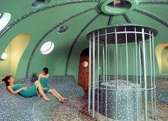 Japanese dome home