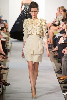 #JustFab & #FashionWeek Oscar de la Renta Spring 2013
