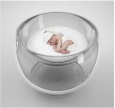Baby Bubble Bed By Lana Agiyan