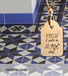 Carreau ciment on pinterest patchwork cement tiles and tile for Carrelage 20x20 couleur