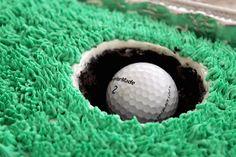 Golf cake!