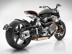 This Burly, $65K Motorcycle Is Inspired by a Fighter Plane | WIRED