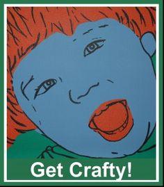 Boy Get Crafty